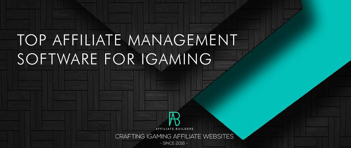 Top affiliate management software for iGaming | Video